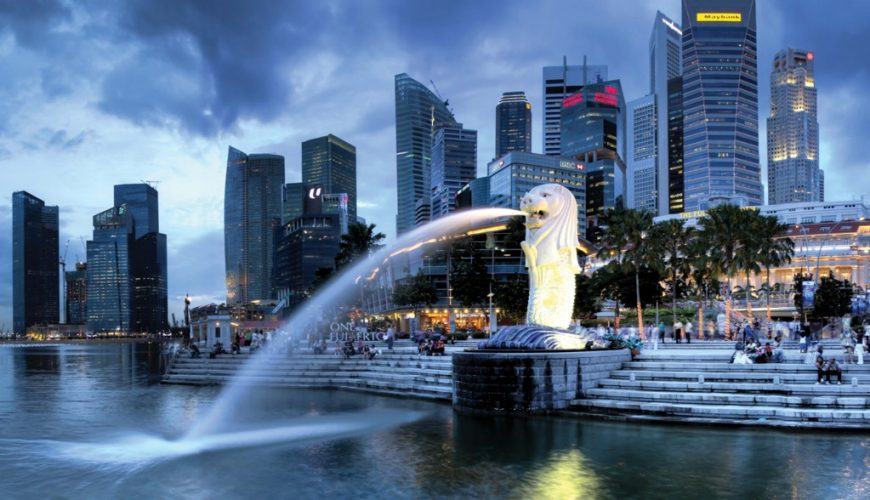 Singapore Honeymoon Tour Packages