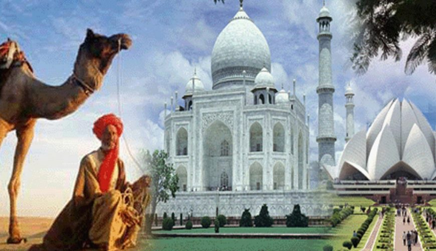 Golden Triangle Delhi Agra Jaipur Group Tour Travel Packages